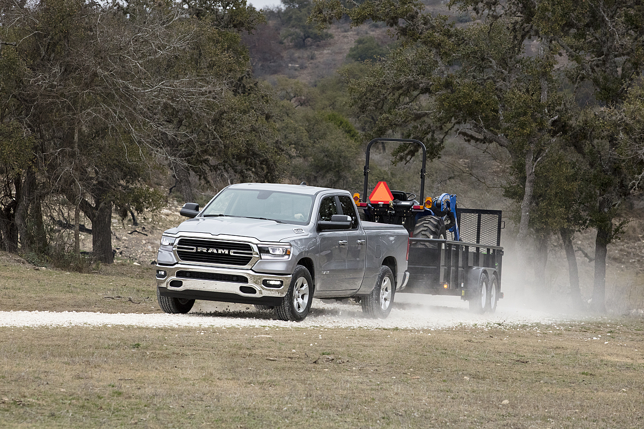 2019 Ram: eTorque is the Smoothest Start/Stop System